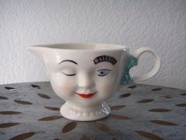 BAILEYS 1996 Irish Cream Porcelain CREAMER Wink... - $9.95