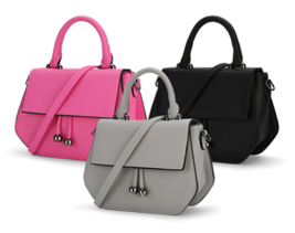 Medium Women Shoulder Bags Free Shipping Leather Handbags Tote Bags  V363-2 - $38.99