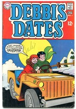 Debbi's Dates #1 1969- DC humor 1st issue- Jerry FN - $49.66