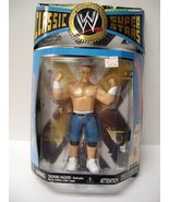 WWE 2008 Classic Super Stars Series 20 John Cena Actio Figure - $21.78