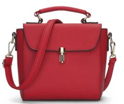 Medium Women Handbags Tote Bags Leather Fashion Shoulder Bags V367-7 - ₨2,589.65 INR+