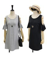 New European Style Summer Sexy Women Solid Shou... - $6.57 - $7.47