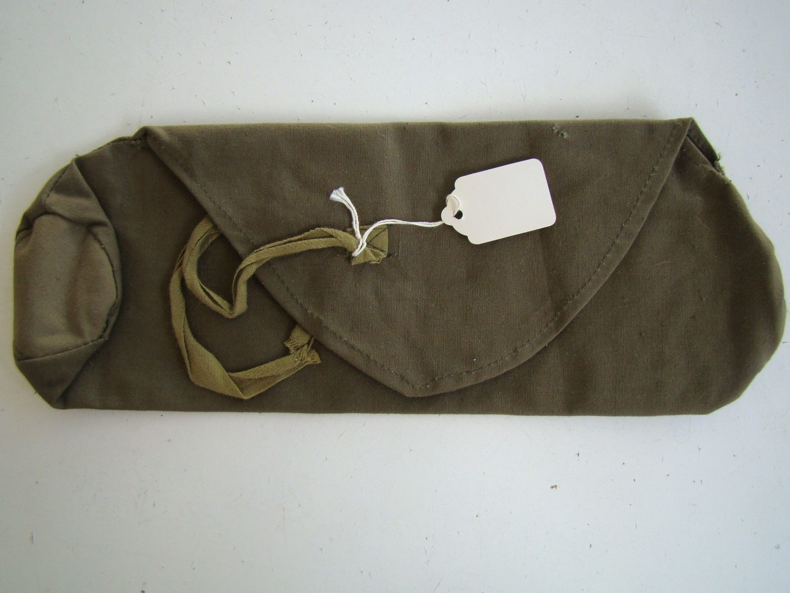 USSR CCCP SOVIET OPTIC TELESCOPIC SIGHT CARRIER CASE BAG BELOW COST GIVE-A-WAY G - $28.70