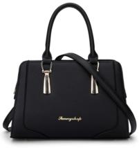 5 Color Shoulder Bags Women Fashion Leather Handbags Tote Bags F377-4 - $42.99
