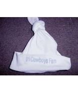 Dallas Cowboys NFL Football   Baby Newborn Hospital Hat Knotted  Cap - $15.99
