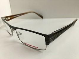 New Mikli by ALAIN MIKLI ML 1303 C001 57mm Gunmetal Men's Eyeglasses Frame  - $79.99