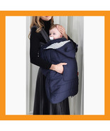 baby carrier sling cover winter warmer weather ... - $51.00