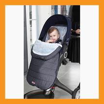 baby stroller bunting cover footmuff sleeping bag weather windstopper 3 ... - $62.00