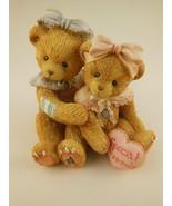 Beautiful Cherished Teddies Figurine Elizabeth & Ashley My Beary Best Fr... - $9.69