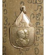 Magic King Rama IX Reign 9 The Great b.e.2521 Siam Top Thai Buddha Amulet Usa032 - $19.99