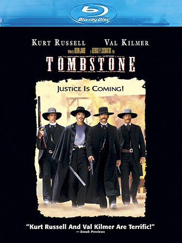 Tombstone [Blu-ray] (1993)
