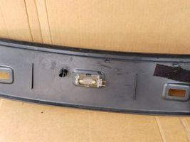 98-04 Volvo C70 Convertible Overhead Bow Console Dome Light Visor Trim Panel BLK image 11