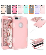 Hybrid Shockproof Protective Case & Hard PC+ Soft Silicone for iPhone 7 ... - $7.97