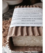 Organic Shea Butter Bar - Natural Facial Formula BIG BOLD BARS - $4.50