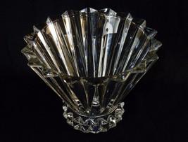 "Rosenthal 7"" Centerpiece Fruit Bowl ~ Blossom Pattern, 24% Lead Crystal,... - $58.75"
