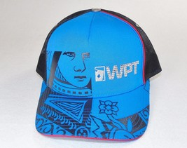 World Poker Tour Hat, Trucker Hat, Ball Cap,Brand New, BLUE wpt4, Free S... - $12.69