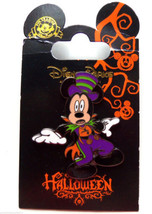 Disney Mickey Mouse Halloween Trading Pin Theme Parks New  - $19.95