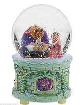 Disney Store Beauty and the Beast Belle Snowglobe Music Lighted 2016 New - $259.95