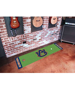 AUBURN UNIVERSITY GOLF PUTTING GREEN MAT, FAN MATS - $35.00