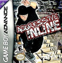 NEW Factory Sealed Game Boy Advance Chris Edwards Aggressive Inline Skating - $7.95