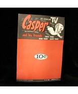 Casper The Friendly Ghost Gumball Machine Insert Card 1960s - $15.99