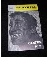 Playbill The Golden Boy Sammy Davis JR vol 2 October 1965 #10 - $16.99