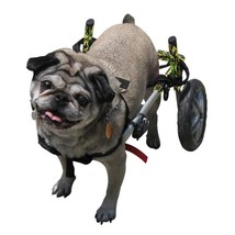 Dog Wheelchair - For Small Dogs 18-25 lbs - Veterinarian Approved  18-25... - $331.14 CAD