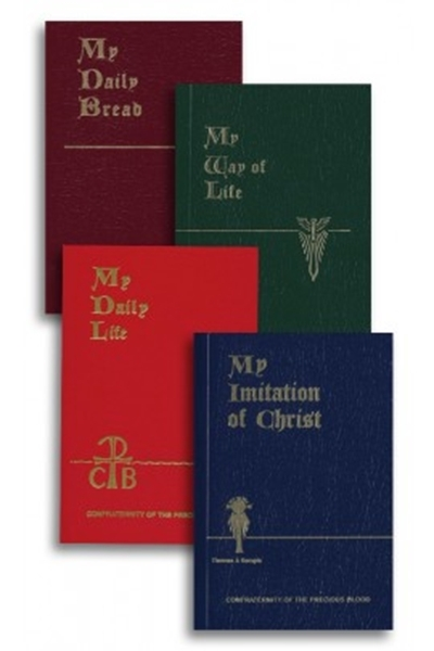 My confraternity set  set of 5