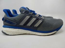 Adidas Energy Boost 3 Taglia 12.5 M (D) Eu 47 1/3 Uomo Scarpe da Corsa Grigio