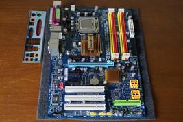 Gigabyte GA-EP35-DS3L Rev 1.0 + Intel E2180 Dual Core CPU (Bad network port) CIB - $58.04