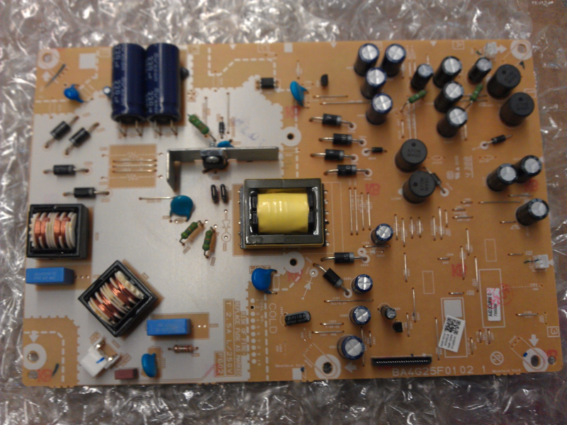 A4D2CMPW-001 Power Supply Board From Magnavox 40MV324X/F7 DS1  LCD TV