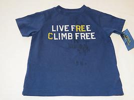 Baby boy's Polo Ralph Lauren 2 2T Toddler t shirt TEE NWT Live Free Clim... - $34.64