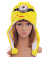 Children's Minion Plush Hat New - $5.40