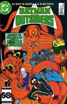 Batman And The Outsiders #26 [Comic] [Jan 01, 1... - $3.00