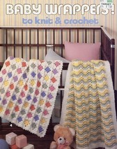 Baby Wrappers To Knit (2) & Crochet (2) - 30 Days to Shop & Pay! - $1.77