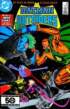 Batman and the Outsiders (No. 27) [Comic] [Jan 01, 1985] Mike W. Barr & ... - $5.30