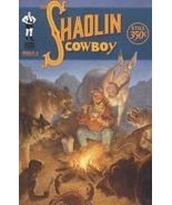 Shaolin Cowboy Issue 4 Variant Cover (Burlyman Entertainment) [Comic] [J... - $29.95