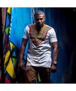 Men's Dashiki African Wear Men's African Fashion African Clothing Dashiki  - $50.00