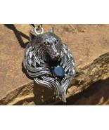 Haunted Amulet for Men Only Illuminati Alph Wolf - $200.00