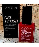 Avon Gel Finish 7 in 1 Nail Enamel - $8.50
