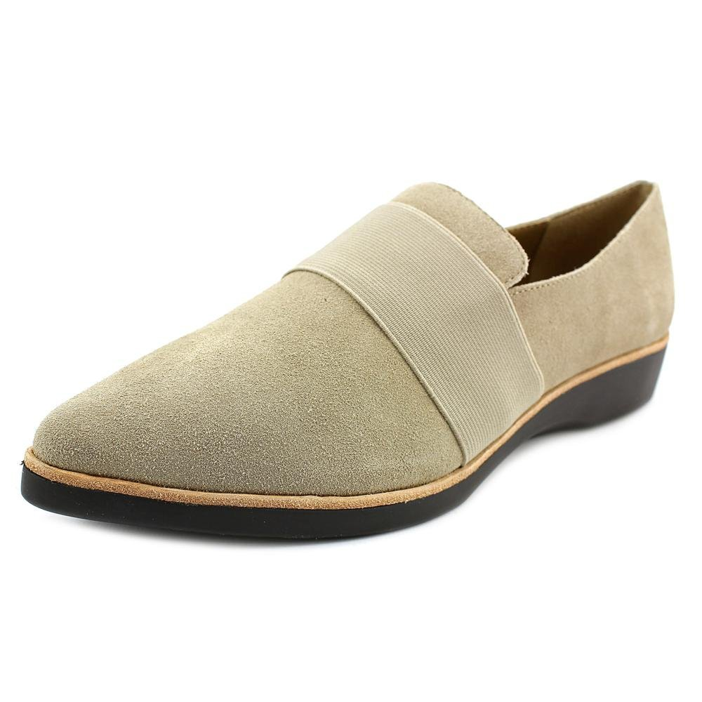 778ebeeaed011 Steven By Steve Madden Womens Aidan Slip On Loafer Shoes, Taupe Suede, US  8.5 - $48.99
