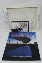 USPS Aviation Pioneers A Collection of U.S.Stamps Book with Stamps - $18.99