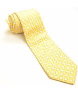NEW TED BAKER 58L 2 Tone Light Yellow Amber Pale Mint Blue Silk Mens Nec... - $89.10