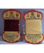 Vintage Spinnerin Nylon Sock Mending Yarn - $7.99