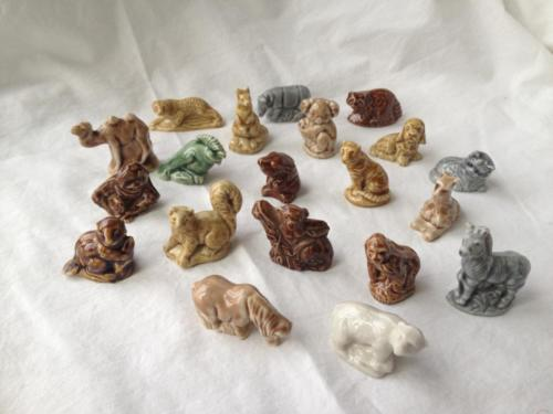 Wade Red Rose Tea U.S. Animal Series #2 Complete Set 20 Pieces 1985 - 1996
