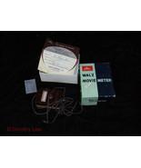 Walz Movie Meter Made In Japan Vintage - $16.99