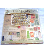 Life's Journey Scrape booking Kit  - $14.99