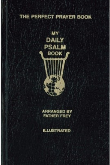 My daily psalm book pb8216x
