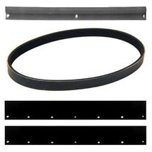 Paddles Scraper & Belt Kit fits Toro S200 S620 38235 28343 38252 38220 38230 - $50.94