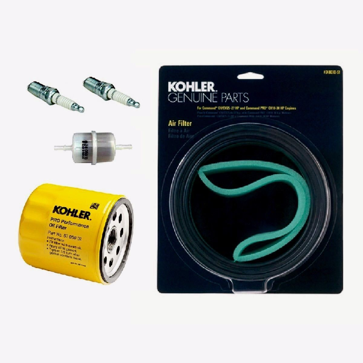 Oem Tune Up Kit Kohler CH18 CH25 CH730 CH740 and 50 similar